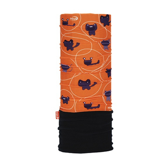 Бандана WDX WDX Polar Headwear Baby оранжевый 45/51