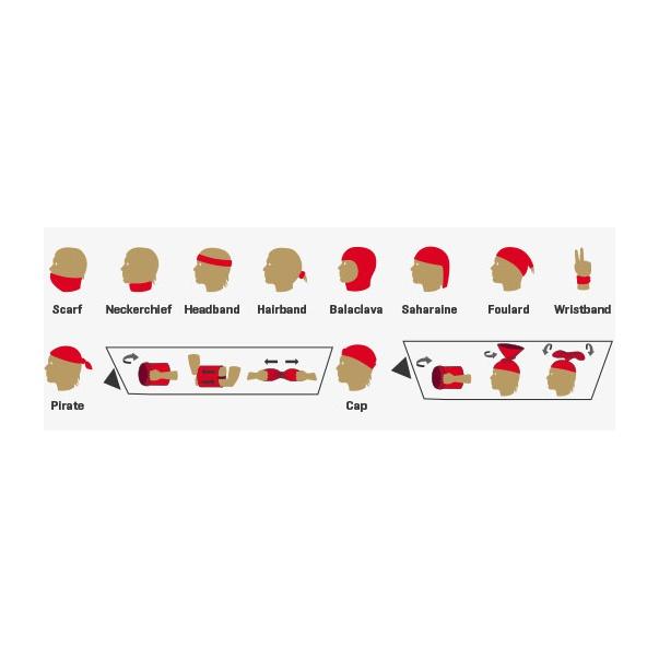 Купить Бандана WDX Polar Headwear Baby детская