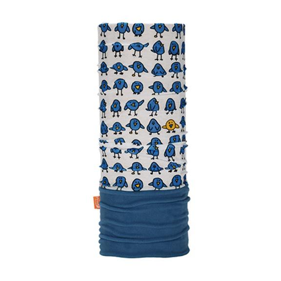 Бандана WDX WDX Polar Headwear синий 45/51 бандана wdx wdx headband blackjack