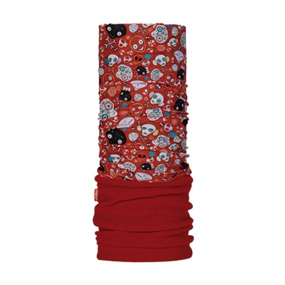 Бандана WDX WDX Polar Headwear красный 45/51