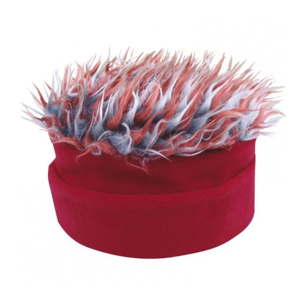 Шапка WDX WDX Yeti красный 53/62 шапка wdx wdx casc бежевый 53 62