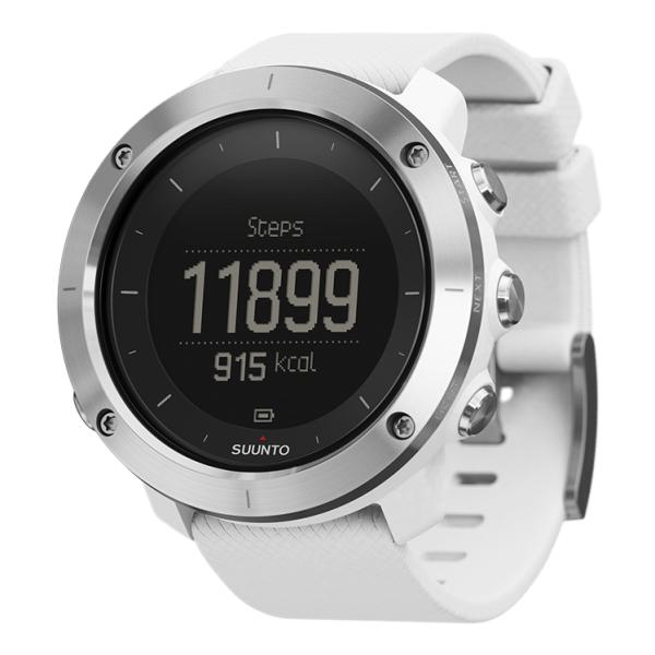 Часы Suunto Suunto Traverse белый мужские часы suunto ss022655000