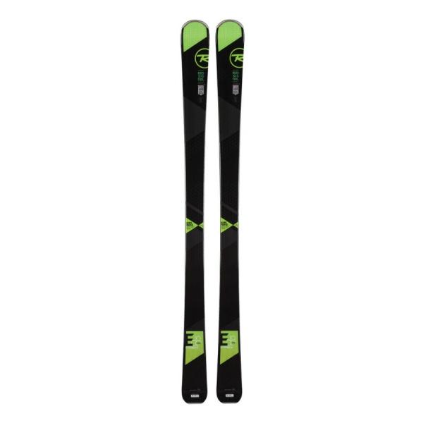 Горные лыжи Rossignol Experience 88 Bslt Open + Axial3 Dual 120 B90 черный (15/16)