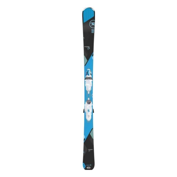 Горные лыжи Rossignol Temptation 84 W + Xelium Saphir 110 белый (15/16)