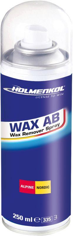 Спрей HOLMENKOL для снятия мази Holmenkol Waxab Wax Remover Spray 250ML мази антисептики