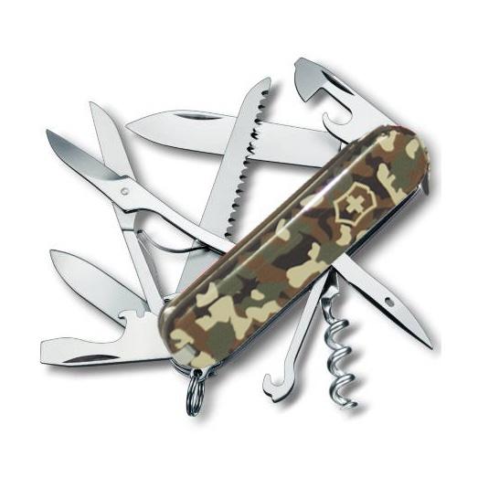Нож перочинный Victorinox Victorinox Huntsman 91мм abb 1spe007717f9994 бокс настенный mistral41 36м прозрачная дверь с клемм 3 ряда