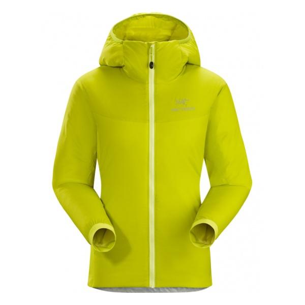 Куртка Arcteryx Atom Lt Hoody женские