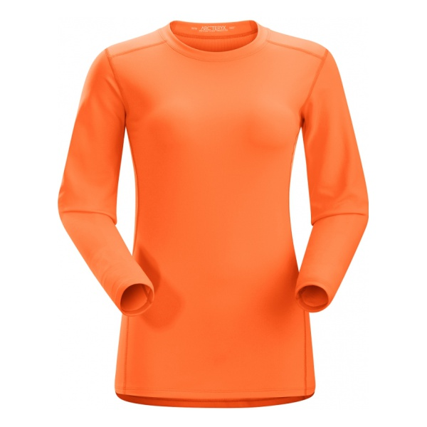 Футболка Arcteryx Arcteryx Phase AR Crew LS женская arcteryx elaho button down ls l06574800