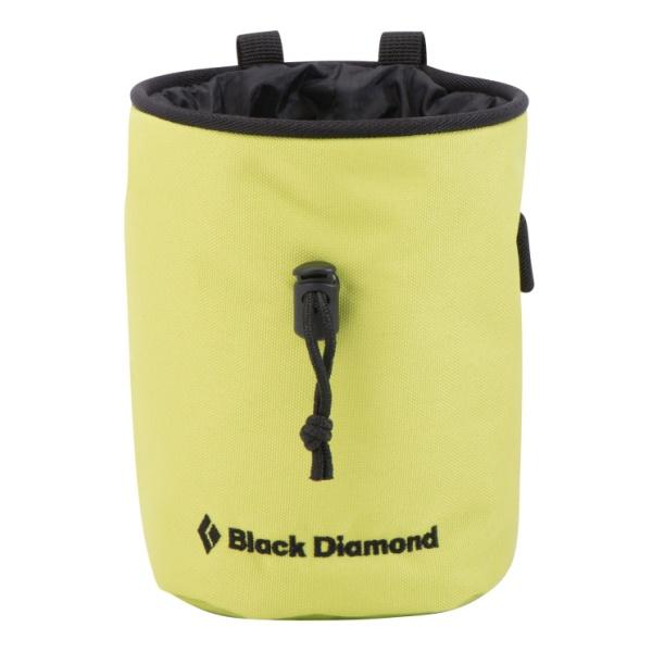 Мешочек для магнезии Black Diamond Mojo Chalk Bag светло-зеленый S/M