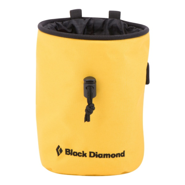Мешочек для магнезии Black Diamond Mojo Chalk Bag желтый S/M