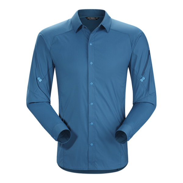 цены Рубашка Arcteryx Arcteryx Elaho Button Down Ls