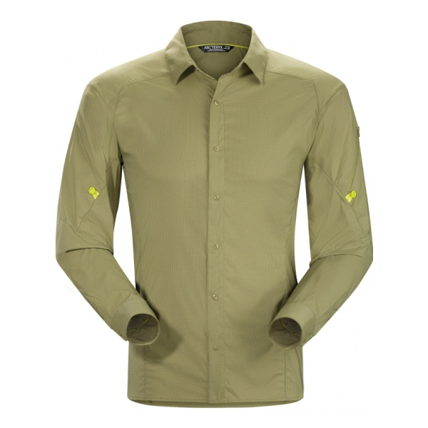 ������� Arcteryx Elaho Button Down LS