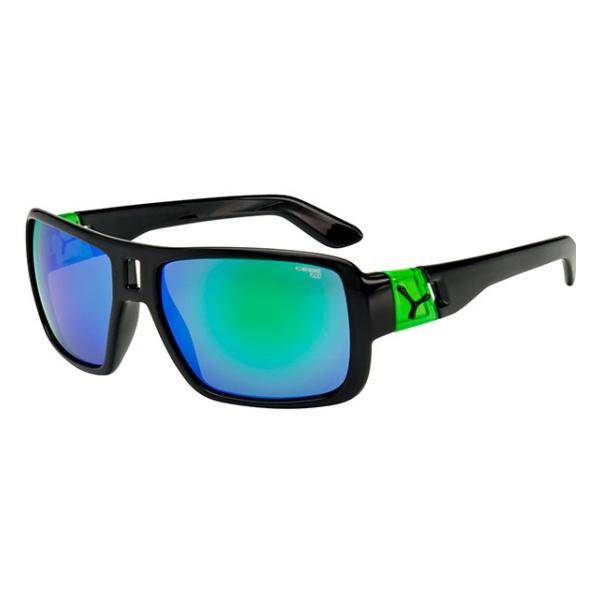 Очки Cebe Cebe L.A.M. черный cebe lam shiny black green 1500 grey fm green