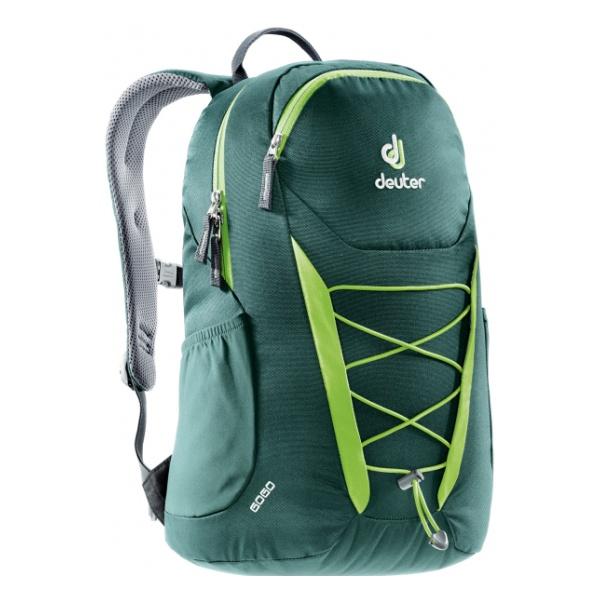 Рюкзак Deuter Deuter Go Go зеленый рюкзак городской deuter go go blackberry dresscode цвет бордовый 25 л 3820016