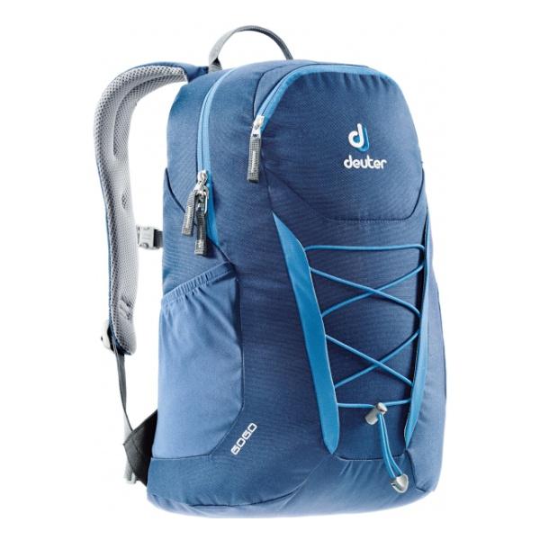 Рюкзак Deuter Deuter Go Go темно-синий рюкзак городской deuter go go blackberry dresscode цвет бордовый 25 л 3820016