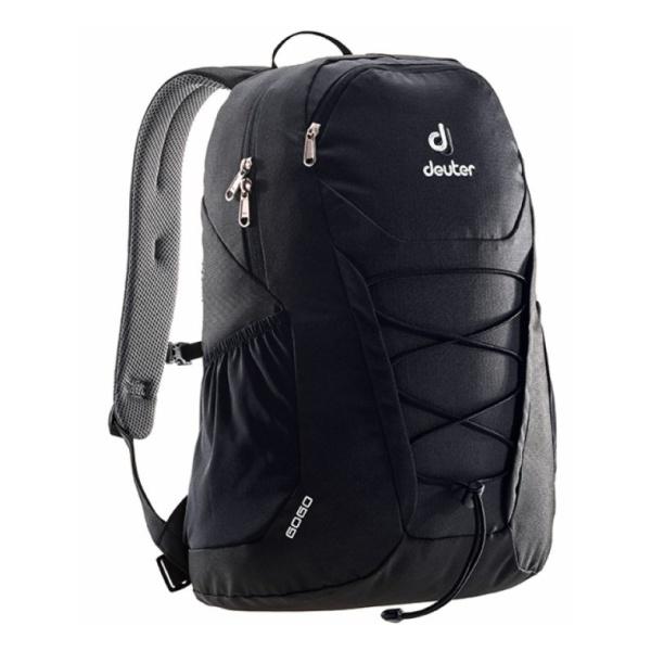 Рюкзак Deuter Deuter Go Go черный 25л рюкзак deuter 2015 daypacks go go blue arrowcheck 80146 3016 000 00