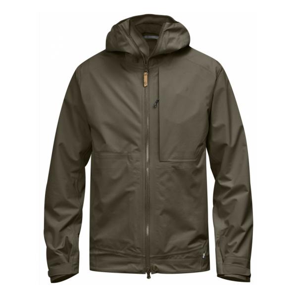 Куртка FjallRaven FjallRaven Abisko Eco-Shell рюкзак fjallraven fjallraven abisko 75 темно серый 75л
