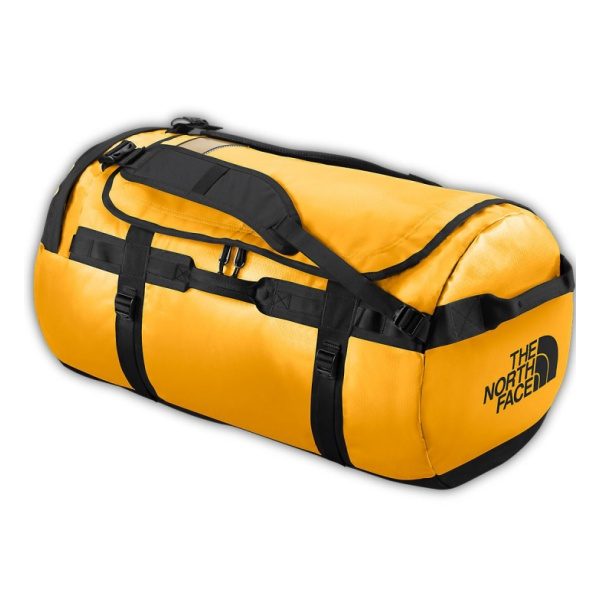 Баул The North Face The North Face Base Camp Duffel M желтый 69л цены онлайн