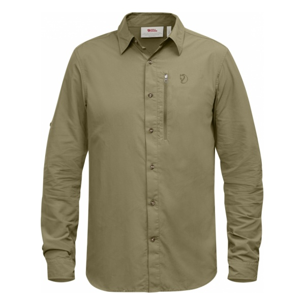 Рубашка FjallRaven FjallRaven Abisko Hike Shirt Ls рюкзак fjallraven fjallraven abisko 75 темно серый 75л