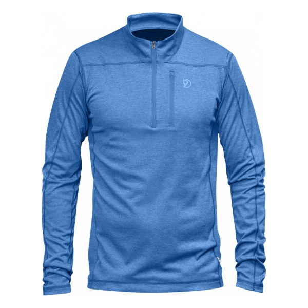 Футболка FjallRaven Abisko Vent Zip T-Shirt LS