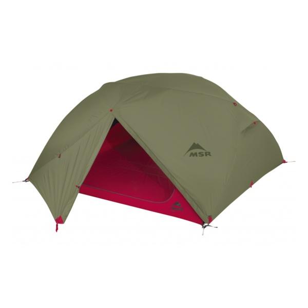 Палатка MSR Elixir 4 зеленый 4/местная