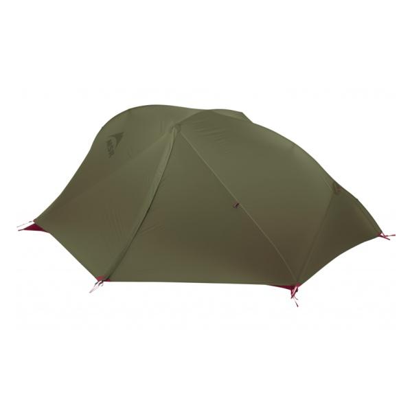 Палатка MSR MSR Freelite 2 зеленый 2/местная палатка военная 3х3 высота 2 метра и выше