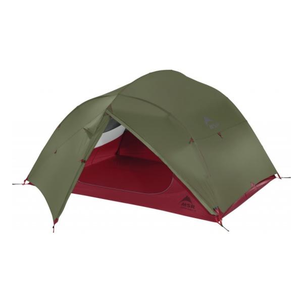 Палатка MSR MSR Mutha Hubba NX 3 зеленый 3/местная