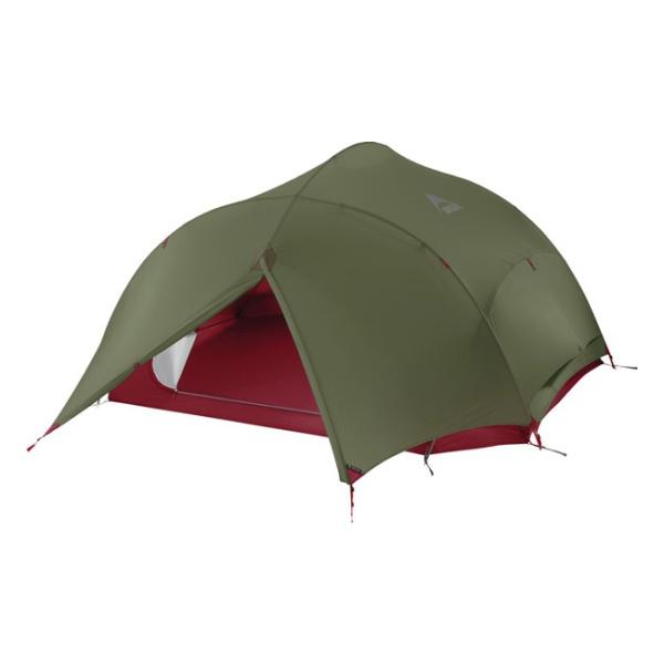 Палатка MSR MSR Papa Hubba NX зеленый 4/местная