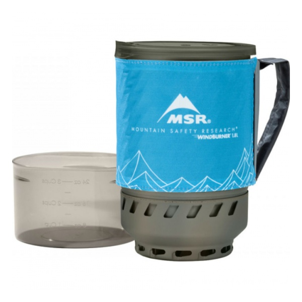 Кастрюля MSR MSR Windburner 1.8L синий 1.8л