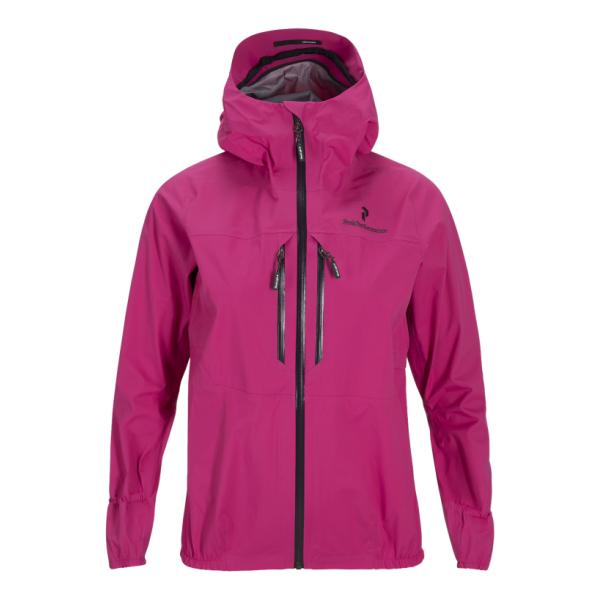 Куртка Peak Performance Black Lighte 3 Layer Active Женская