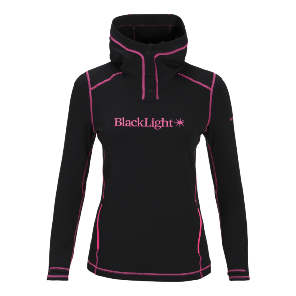 Куртка Peak Performance Black Light Hooded Mid-Layer женская