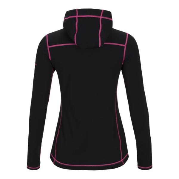 Купить Куртка Peak Performance Black Light Hooded Mid-Layer женская
