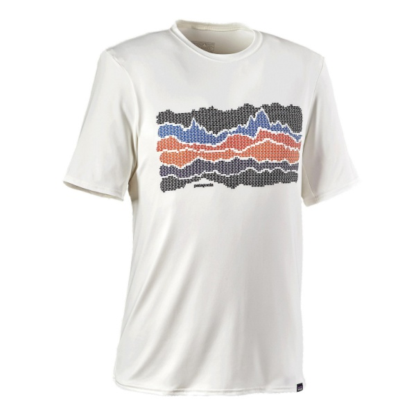�������� Patagonia Cap Daily Graphic T-Shirt