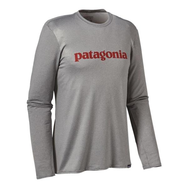 Футболка Patagonia L/S Cap Daily Graphic T-Shirt