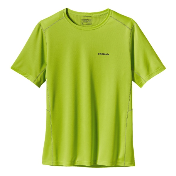 Футболка Patagonia Patagonia S/S Fore Runner Shirt рубашка fore axel