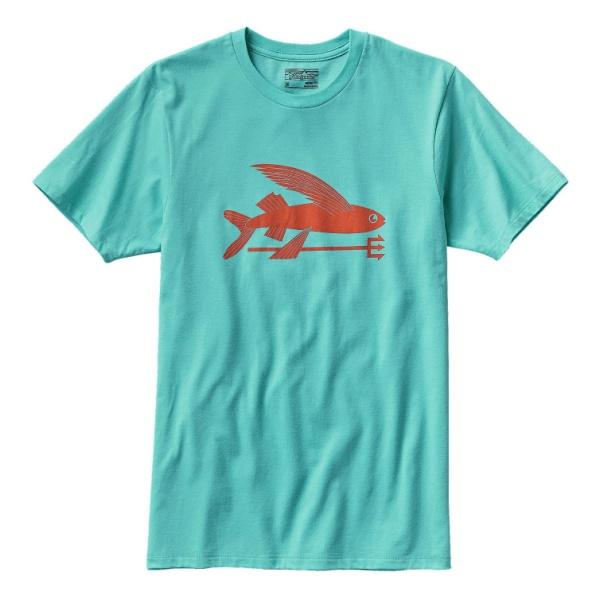 Футболка Patagonia Flying Fish