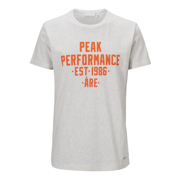 Футболка Peak Performance Peak Performance Graph T peak performance поло