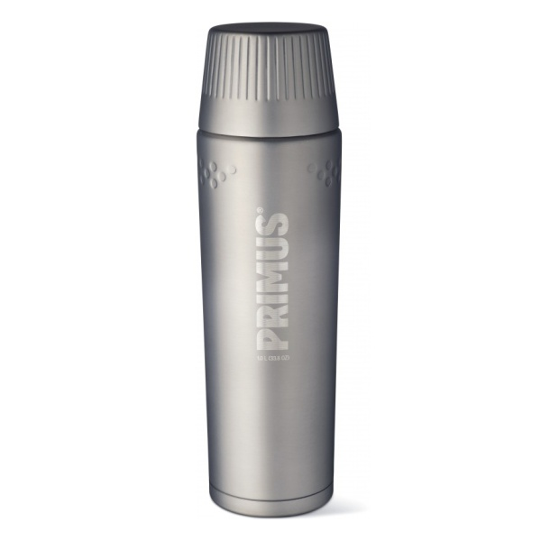 Термос Primus Primus Trailbreak Vacuum Bottle 1.0 л серый 1л