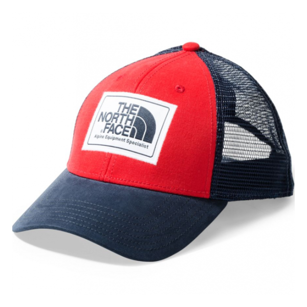 Кепка The North Face The North Face Mudder Trucker Hat OS lightweight quick dry mesh trucker hat
