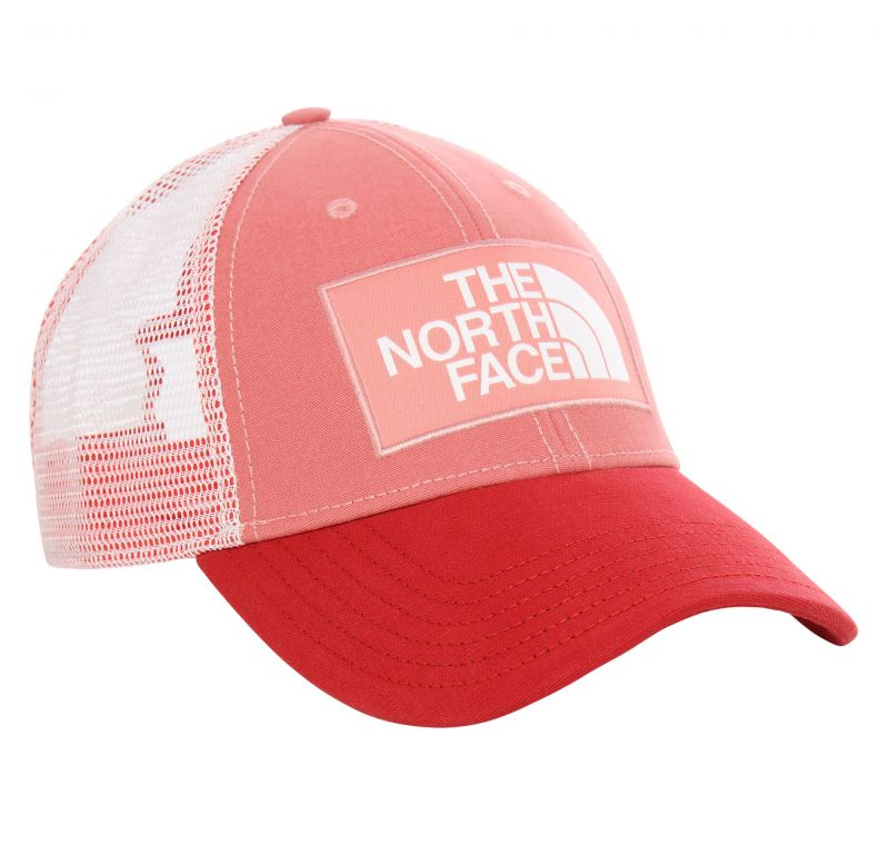Кепка The North Face The North Face Mudder Trucker розовый OS кепка the north face the north face five panel черный os