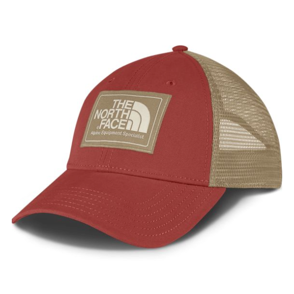 Кепка The North Face The North Face Mudder Trucker Hat темно-красный OS the fall of 2015 to launch new products design high quality loose big yards the cowboy cotton women s nine minutes of pants