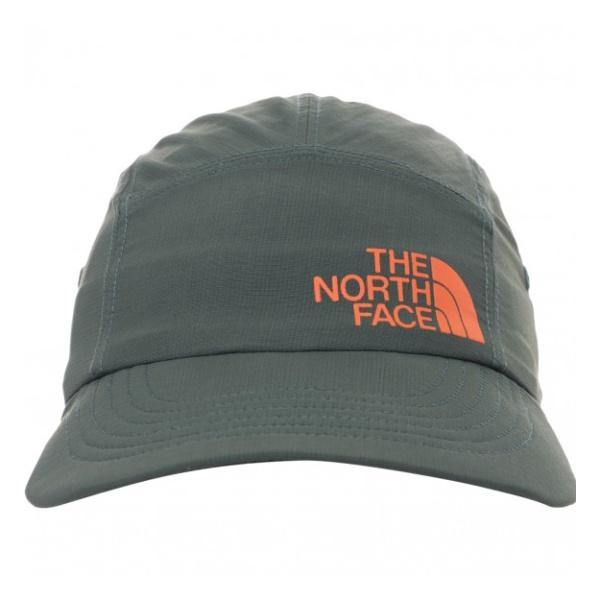 где купить Кепка The North Face The North Face Horizon Fol Bill Cap зеленый OS по лучшей цене