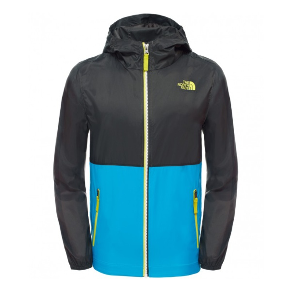 Куртка The North Face Flurry Wind Hoodie для мальчиков