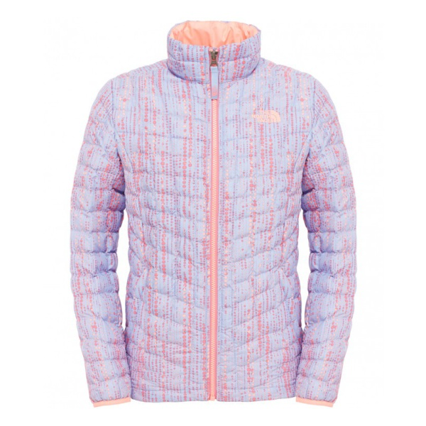 Куртка The North Face Thermoball FZ для девочек