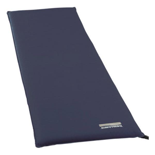 Коврик самонадувающийся Therm-A-Rest Therm-A-Rest Basecamp Large темно-синий LARGE