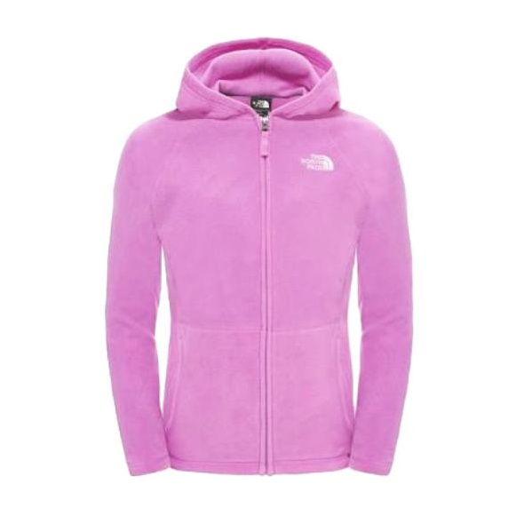 Куртка The North Face The North Face Glacier Fz Hoodie для девочек