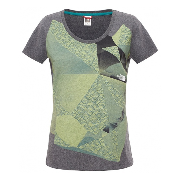 Футболка The North Face The North Face S/S Topo Tee женская кукла defa lucy 8355