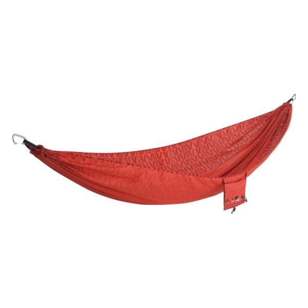 Гамак Therm-A-Rest Therm-A-Rest Slacker темно-оранжевый SINGLE туристическая подушка therm a rest therm a rest down pillow