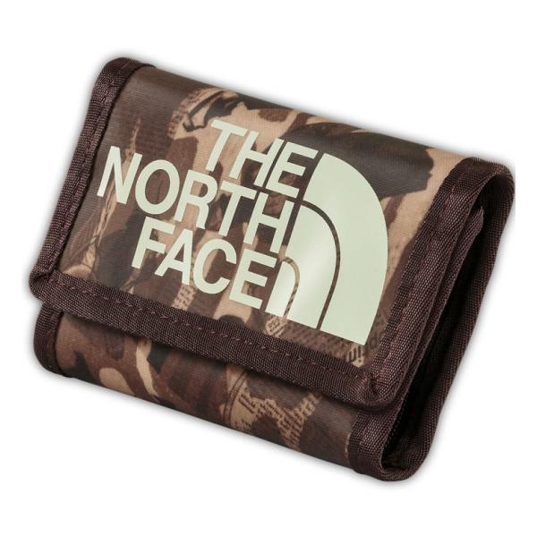 Кошелек The North Face Base Camp Wallet коричневый OS