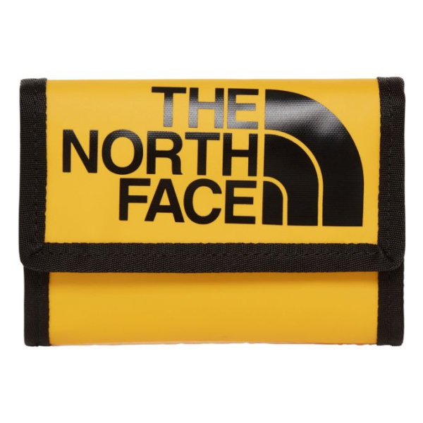 Кошелек The North Face The North Face Base Camp Wallet желтый ONE цена